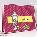 Sweetest Thing Bundle & How Sweet It Is paper from Stampin