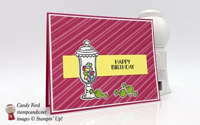 Sweetest Thing Happy Birthday Card