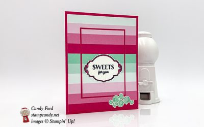Sweetest Thing Sweets for You Card
