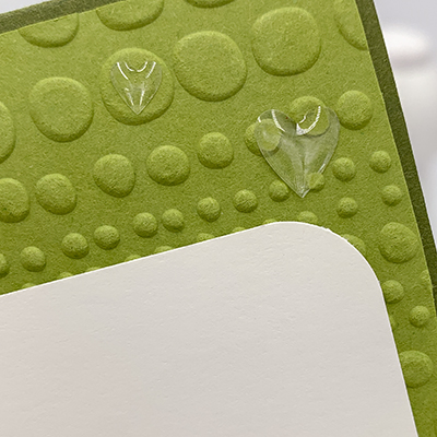 Hey Love stamp set, Dot to Dot embossing folder from Stampin' Up! Mirror stamping technique using the Stamparatus. Happy Anniversary card made by Candy Ford. #stampcandy