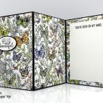 Butterfly Gala stamp set, Butterfly Dup Punch, Botanical Butterfly Designer Series Paper from Stampin