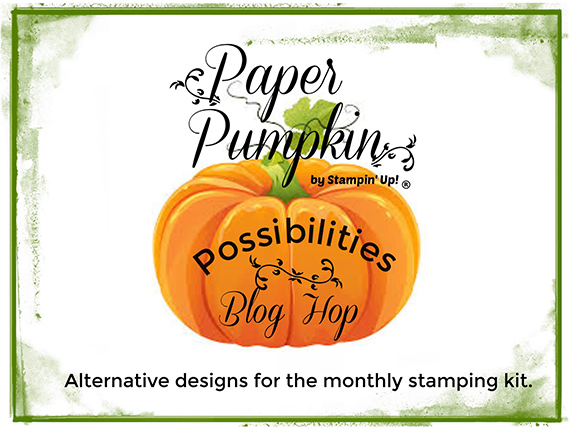 PPP Paper Pumpkin Possibilities Blog Hop