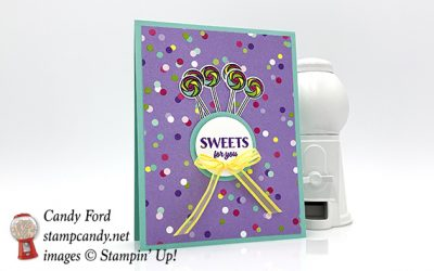 How Sweet It Is Sweets For You Card