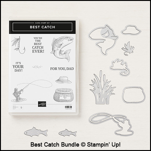 Best Catch Bundle © Stampin' Up!