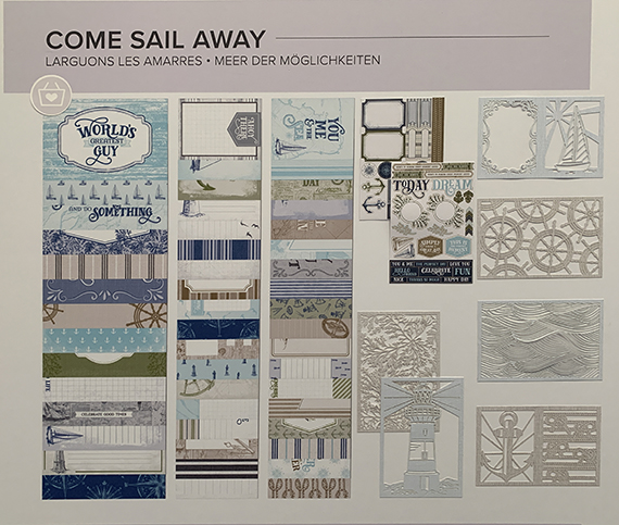 Come Sail Away Suite © Stampin' Up!