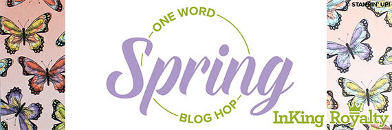 InKing Royalty Spring Blog Hop April 2019