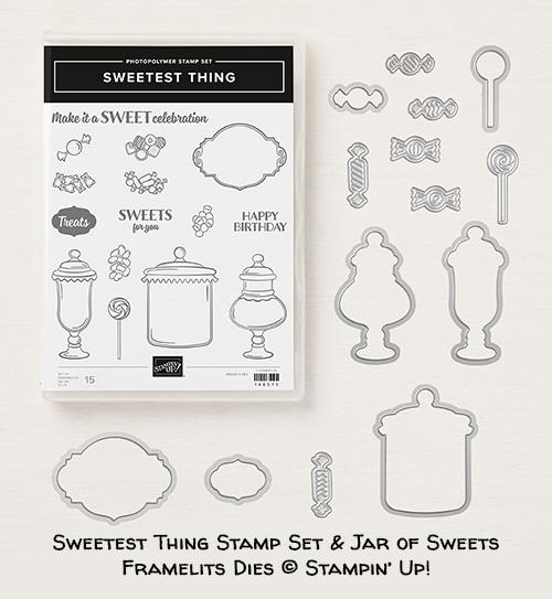 Sweetest Thing bundle © Stampin' Up!