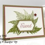 Sneak Peek Stampin