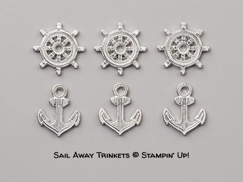 Sail Away Trinkets © Stampin' Up!