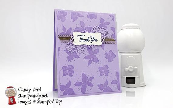 Parcels & Petals Thank You Card