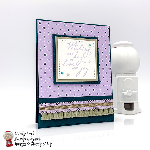 Woven Heirlooms Card