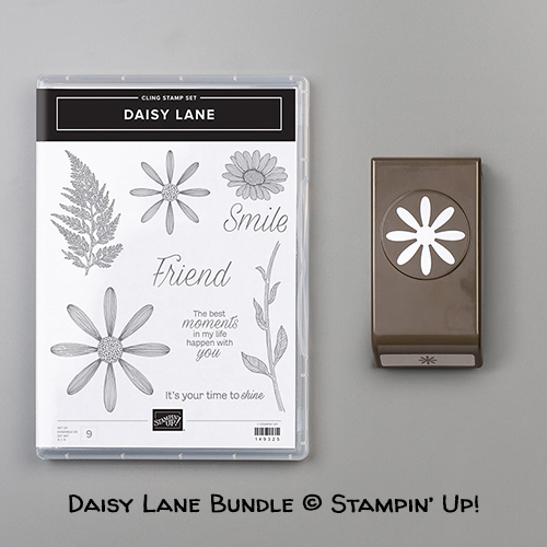 Daisy Lane Bundle © Stampin' Up!