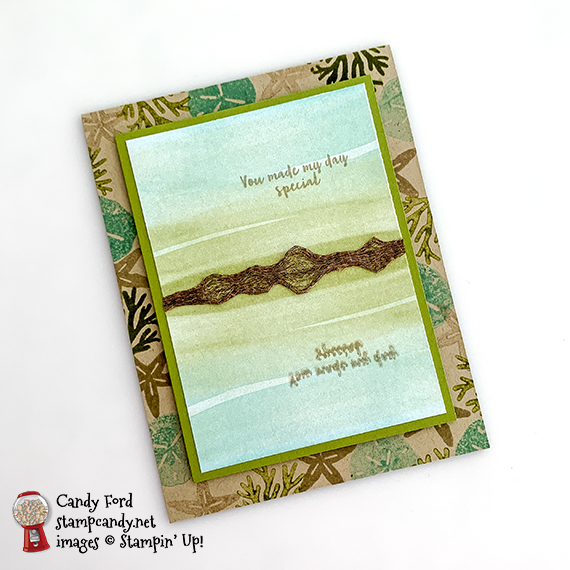 A Little Smile June 2019 Paper Pumpkin Kit from Stampin' Up!, alternative projects for the Paper Pumpkin Possibilities blog hop, made by Candy Ford #stampcandy