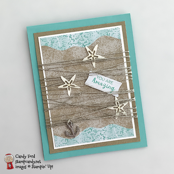 A Little Smile June 2019 Paper Pumpkin Kit from Stampin' Up!, alternative projects for the A Paper Pumpkin Thing blog hop, made by Candy Ford #stampcandy
