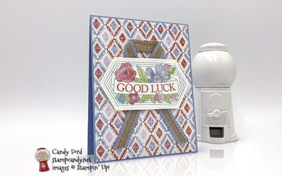 Believe You Can Good Luck Card