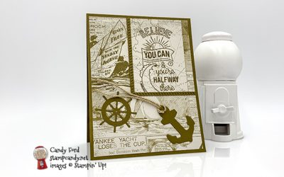 Believe You Can Host Set Smooth Sailing card