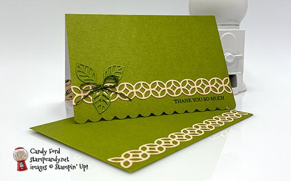 Woven Heirlooms Flourish Note Card