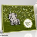 Wildly Happy stamp set from Stampin