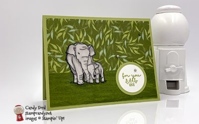 New Wildly Happy Card for June 2019 IRBH