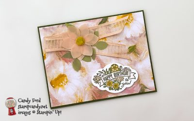 Perennial Essence for the July ICS Blog Hop