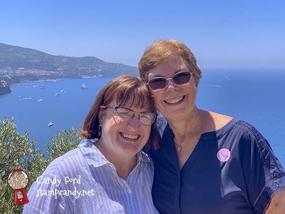 2019 Incentive Trip - Pompei and Amalfi Coast #stampcandy