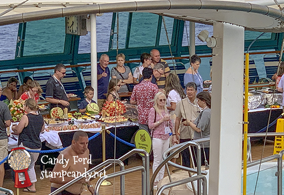 2019 Incentive Trip - cruise to the Greek Isles #stampcandy