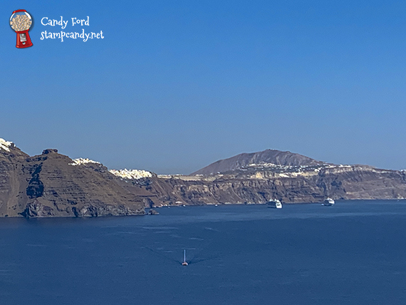 2019 Incentive Trip - Santorini, Greece #stampcandy