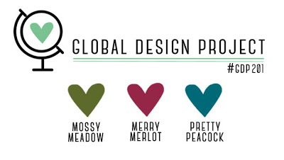 Global Design Project color challenge GDP201