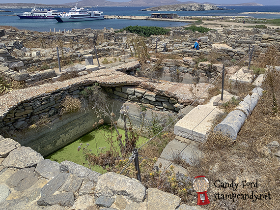 2019 Incentive Trip - Mykonos & Delos, Greece #stampcandy