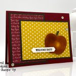 ICSBH 09-2019 Fabulous Fall back to school card made with Stampin