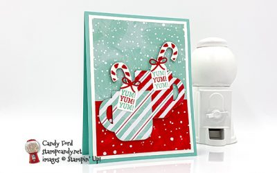 Cup of Christmas Yum Card