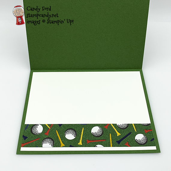 Stampin' Up! Country Club Suite Christmas card by Candy ford of Stamp Candy