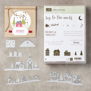 Hearts Come Home Bundle © Stampin' Up!