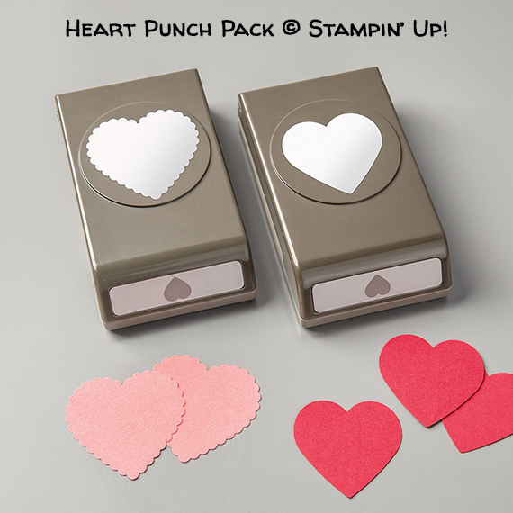 Heart Punch Pack © Stampin' Up!