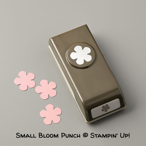 Small Bloom Punch © Stampin' Up!