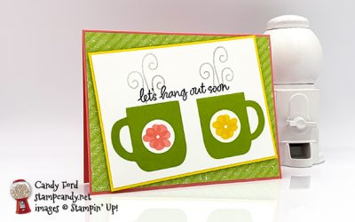 Rise & Shine Let's Hang Out Soon Card