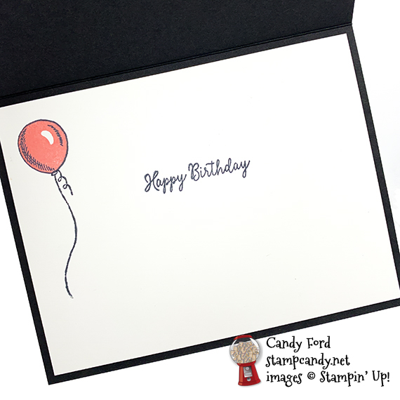 Stampin' Up! Sending Flowers Die, Special Someone stamp set, Flowering Foils Specialty Designer Series Paper, happy birthday card and gift box made by Candy Ford #stampcandy