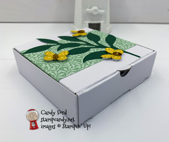 Stampin' Up! Paper Pumpkin April 2020 kit, My Wonderful Family for the PPP Blog Hop, Candy Ford #stampcandy