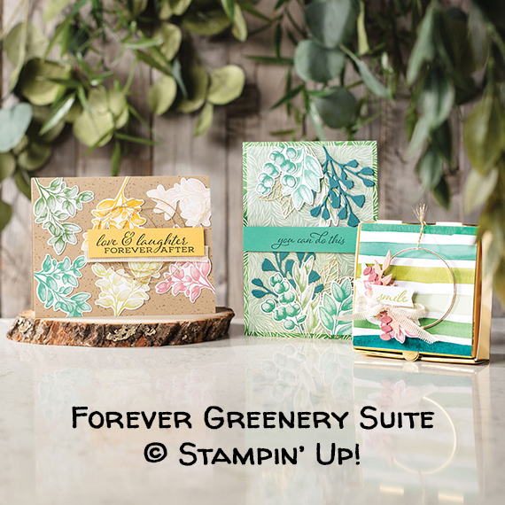 Forever Greenery Suite © Stampin' Up!
