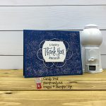 So Sentimental stamp set, Tasteful Labels Dies, Flowers for Every Season Ribbon Combo Pack, 2020-2022 In Color Designer Series Paper DSP Misty Moonlight, Stampin