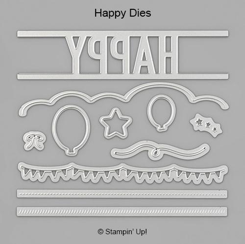 Happy Dies © Stampin' Up!