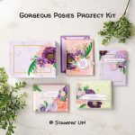 Gorgeous Posies Project Kit © Stampin