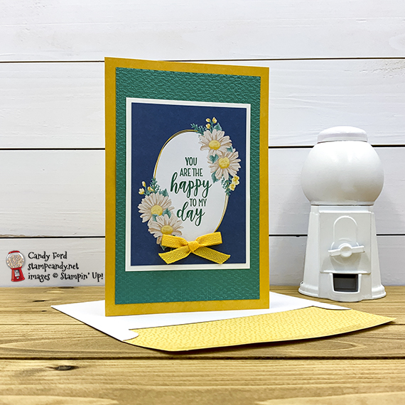 Flowers for Every Season Cards & Envelopes and Card Pack, 2020-2022 In Colors #stampcandy #handmadecards #stampinup #quickandeasy