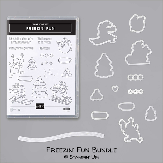 Freezin' Fun Bundle © Stampin' Up!
