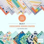 DSP Sale! Designer Series Paper Sale!