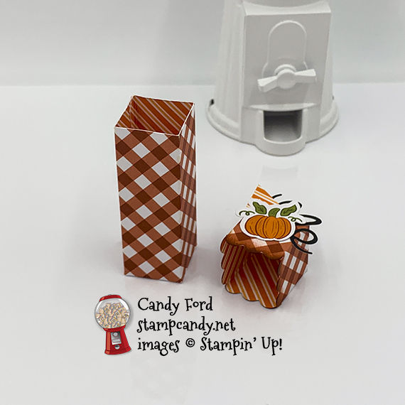 "Alternate projects made with the September 2020 Paper Pumpkin kit ""Hello Pumpkin"" for the APPT Blog Hop #stampcandy #paperpumpkin #handmadecards #stampinup"