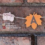 Happy Autumn Banner #stampcandy