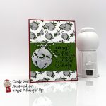 Christmas Means More stamp set, Sound of the Season Dies,