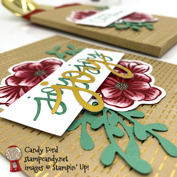 Joy to the World Paper Pumpkin Kit alternate projects for the PPP Blog Hop October 2020 #stampcandy #pppbh #paperpumpkin