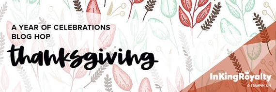 October 2020 InKing Royalty Blog Hop - Thanksgiving